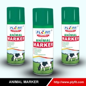 China No Harm Tinplate 500ml 600ml Animal Tail Marking Paint wholesale