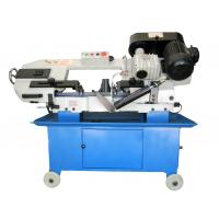 China High Effeciency Horizontal Manual Clamping Metal Cutting Band Saw Machine wholesale