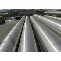 China Hot Finished Seamless Alloy Steel Pipe ASTM A335 P92 Material wholesale
