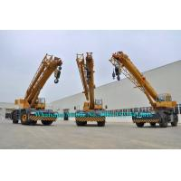 China RT25 25 Tonne Mobile Crane , Off Road Telescopic Boom Crane With Cummins Engine on sale