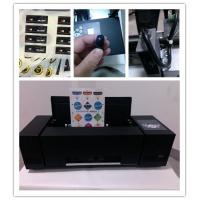 China Portable Label Die Cutter , 110V A4 Size Digital Printer Cutter wholesale
