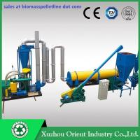 China 50-100KG/H Capacity Mobile Small Complete Biomass Pelleting Plant wholesale