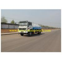China CDW water tank truck sprinkler 4X2 capacity 10 tons 12m - 18m Sprinkling Area wholesale