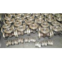 Quality Butt Weld Motor Operated Resilient Wedge Gate Valve Carbon Steel Rising Stem for sale