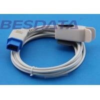 China SpO2 Pulse Oximeter Finger Probe For 14Pin Nihon Kohden BSM Life Scope wholesale