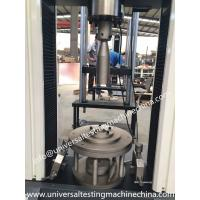 China geotextile tensile strength Testing machine on sale