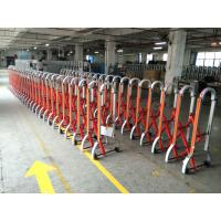 Quality Temporary Barrier Gate , Security Crowd Control Gate For Arena Stadium for sale