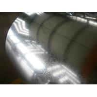 China Roof Hot Dipped Galvanized Steel Coils With 0.15 - 3.8 mm Thickness wholesale