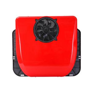 China Integrated 2600W/8875BTU Truck Air Conditioner 12v 24v Truck Parking Cooler wholesale
