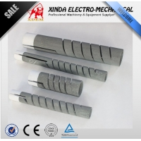 China 1400C 99% Purity Silicon Carbide Heating Rod Sic Heating Elements wholesale