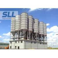 China 30t 60t 100t 150t 200 Ton Cement Storage Silo Fly Ash Silo Steel Structure wholesale