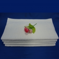 China Hospital Azo Free White Beach Towels Bulk on sale
