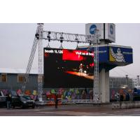 China P10 outdoor Hanging LED Display SMD , RGB External led screen USB control wholesale