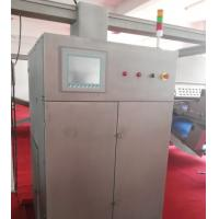China Siemens PLC Industrial Laminator , Automatic Pizza Making Machine With Two Sets Laminating wholesale