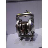 Quality Stainless Steel Air Driven Diaphragm Pump for sale