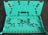 China 12 Core, 24 core Fiber Optical Integrated Splice Tray, Fiber Optical Splice Module wholesale