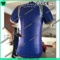 China Sports Event Advertising Inflatable T-Shirt Replica/Inflatable Cloth Model wholesale