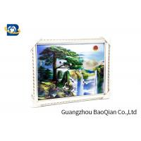 Quality Beautiful Landscape 3D Lenticular Images , Stereograph Lenticular 3D Printing for sale