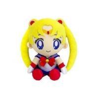 China Customised Lovely 8 Inch Doll Girl Stuffed Cartoon Plush Toys For Promotion Gifts wholesale