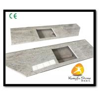 Buy cheap Xiamen Kungfu Stone Ltd supply White River Granite Countertops  In High quality and cheap price from wholesalers