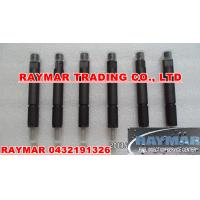 China BOSCH fuel injector 0432191326 for DEUTZ 02112960 wholesale