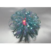 """Quality 4"""" LED LED Ribbon Bow for Christimas and Goliday packing , PET film Firework for sale"""