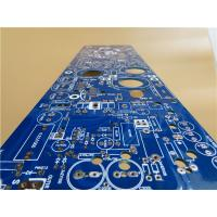 Buy cheap Power PCB Built On 2.4mm FR-4 With 5 oz Copper Weight from wholesalers