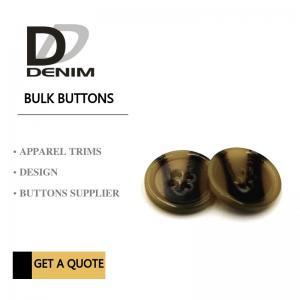 China Custom Novelty Bulk ing Buttons Fashion Fisheye Resin Button Suits Sweater Shirt wholesale