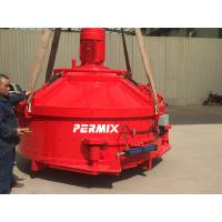 China PMC Heavy Duty 1125L Planetary Concrete Mixer Refractory Materials CE Certification on sale