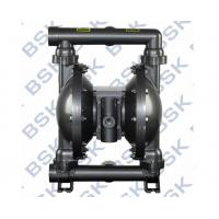 China Air Operated Double Diaphragm Pump Teflon / Rubber For Oil Paint wholesale