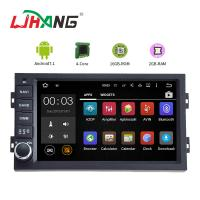 Buy cheap Android 7.1 Peugeot DVD Player 16GB ROM With Free Map Sd Card 3G WIFI from wholesalers