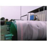 Quality ASME Approved Natural Gas Storage Tank Separator Vessel High Temperature Resistant for sale
