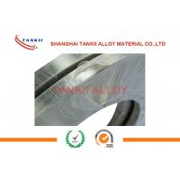 China Cuni20 Copper Nickel Alloy Wire Resistance Strip Silver Color With Bright Surface wholesale