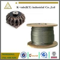 Round Anti Vibration Mount Wire Rope Isolator Of Kt