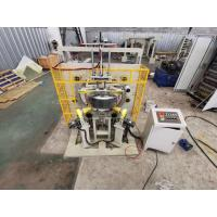 China Industry Wire Coil Wrapping Machine Automatic Film Feeding , Packaging wholesale