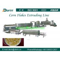 China Economical cereals Corn Flakes Machine / rice flakes making machine on sale