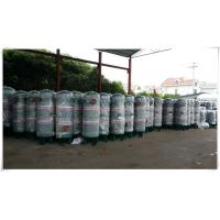China High Pressure Compressed Air Buffer Storage Tank Stainless Steel Horizontal wholesale