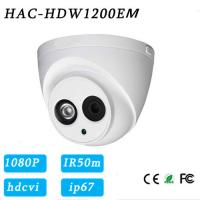 China Dahua 2MP HDCVI IR Eyeball Camera (HAC-HDW1200EM) wholesale