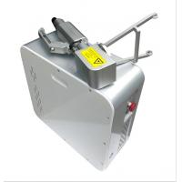 China 20W High Cleanliness Fiber Laser Rust Removal Machine With Auto Focus wholesale