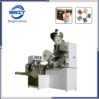 China DXDC8IV single chamber  high speed heat sealing gree/black Tea bag packing machine on sale