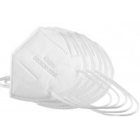 China Non - Woven Respirator Earloop Individually Packed Kn95 Face Mask wholesale