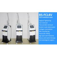 China Medical Fractional CO2 Laser For Under Eye Wrinkles / Skin Rejuvenation wholesale