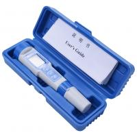 China Aquarium Water Quality Salt Pool Water Salinity Meter Pen Type Range 0.0% To 10.0% wholesale