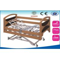China Semi Fowler Critical Care Beds , Full Electric General Ward Patient Bed wholesale