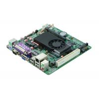 China 2 COM , 8 USB MINI ITX Industrial Computer Motherboard Intel Atom D425 CPU wholesale