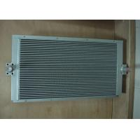 China Hitachi ZX60 EX100 Excavator Radiator Inter Cooler 4397056 4368117 4403414 4403413 wholesale