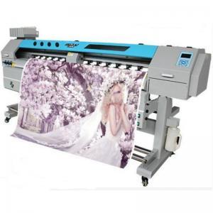 China Digital photographic printing machine thermal inkjet dx5 Eco solvent printer on sale
