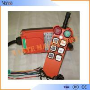 China Variable Speed Crane Radio Industrial Remote Controls , TELECRANE F21-E11 wholesale
