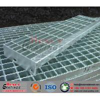 China Stair Treads Grating, Steel Grating Stair Treads wholesale