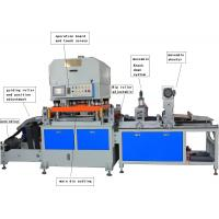 China conductive gasket die cutting machine with high quality long term use wholesale